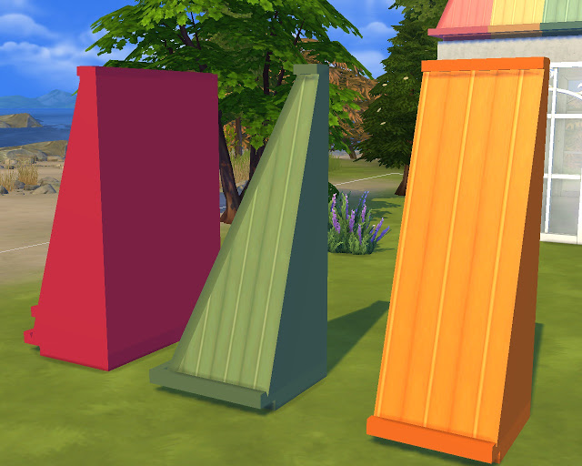 Sims 4 La Boheme with you roof details at Mara45123