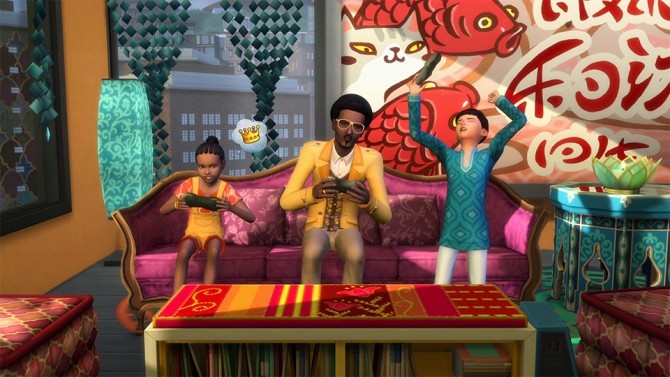 Výsledek obrázku pro the sims 4 city living video game