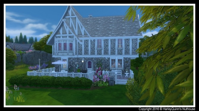 Pinks Cottage at Harley Quinn's Nuthouse image 1812 670x375 Sims 4 Updates