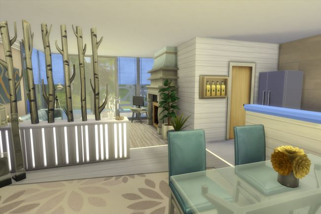 Cozy Beach house by ChiLLi at Blacky's Sims Zoo image 1817 Sims 4 Updates