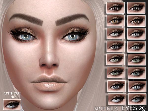 Eyes 29 by Sintiklia at TSR image 1838 Sims 4 Updates
