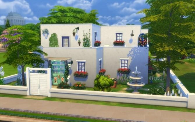 La Elasa house by Bloup at Sims Artists image 197 670x419 Sims 4 Updates