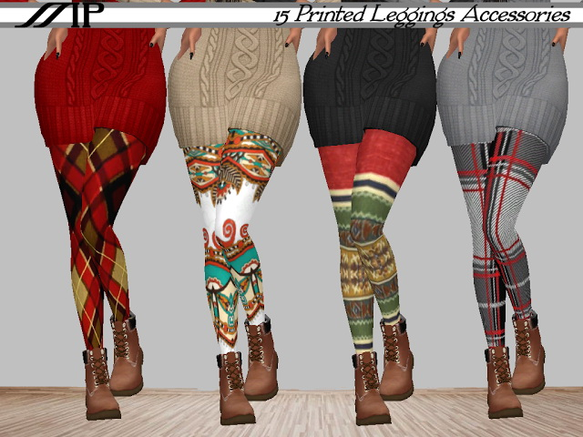 MP Autumn Leggings at BTB Sims – MartyP image 1977 Sims 4 Updates