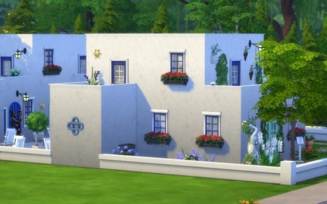 La Elasa house by Bloup at Sims Artists image 198 670x419 Sims 4 Updates