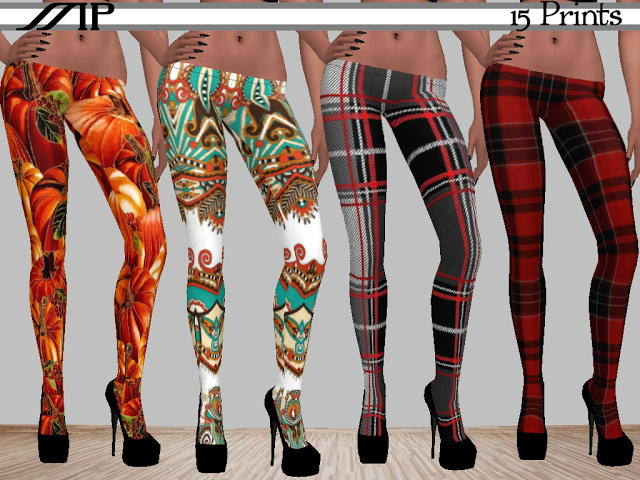 MP Autumn Leggings at BTB Sims – MartyP image 1987 Sims 4 Updates