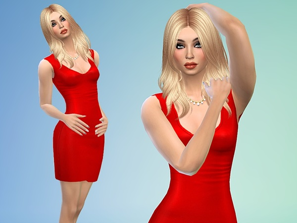 Patricia by yvonnee at TSR image 2128 Sims 4 Updates