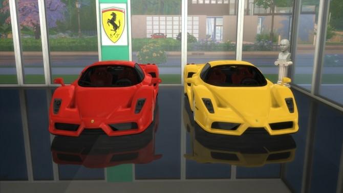 Enzo Ferrari at LorySims image 2152 670x377 Sims 4 Updates