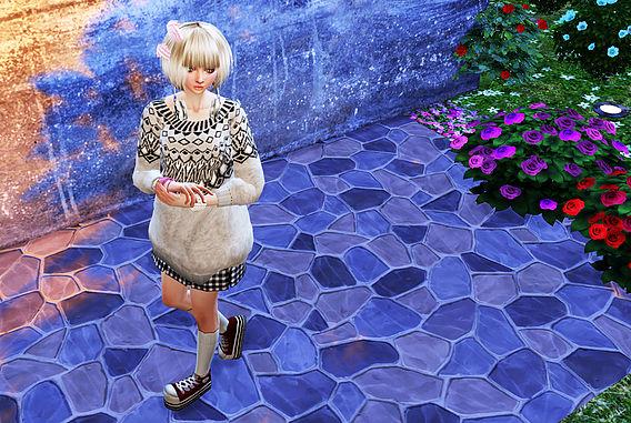 Sims 4 Platforms Sneakers at Studio K Creation