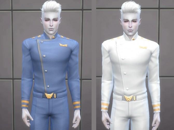 Sims 4 Space Ranger Outfit at Tatyana Name
