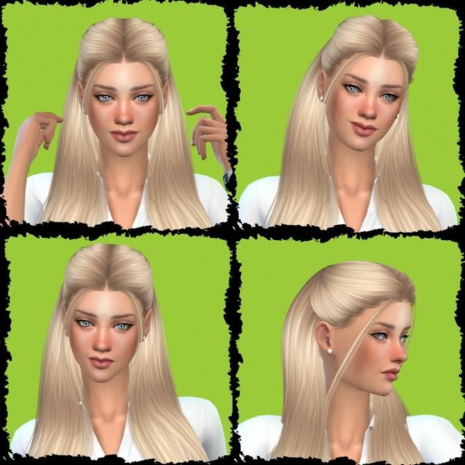 Sims 4 KAITLYNN at Fronthal