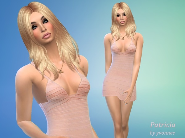 Patricia by yvonnee at TSR image 2224 Sims 4 Updates