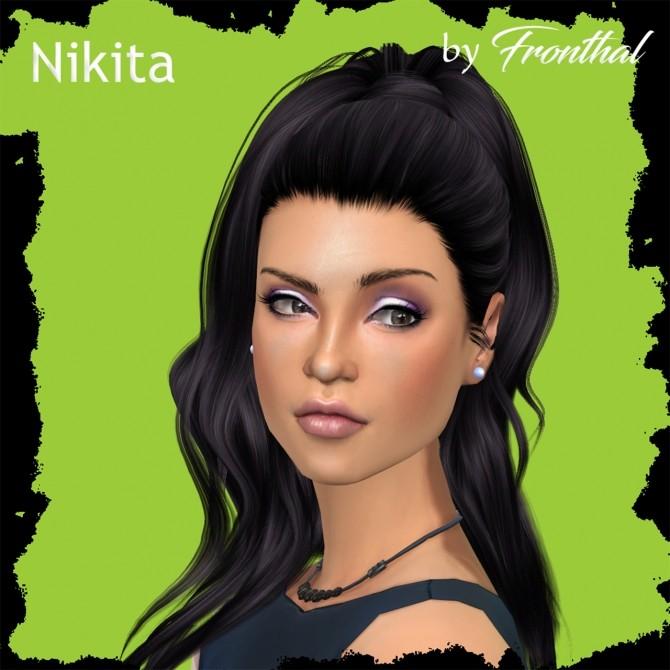 Sims 4 NIKITA at Fronthal