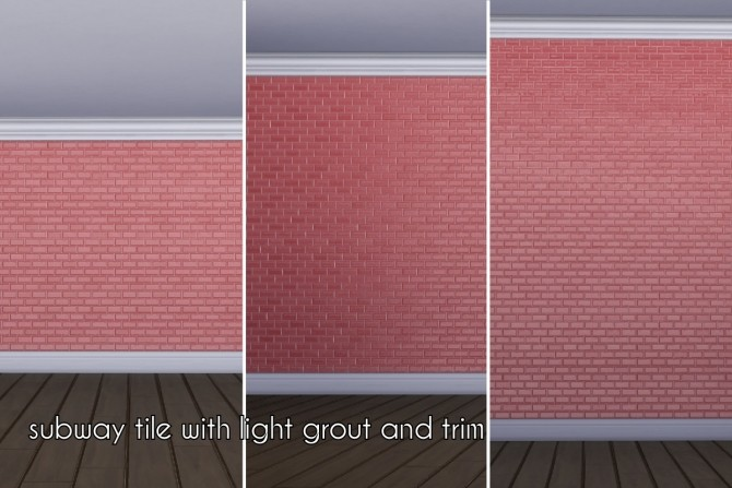 Coordinating Colors Part 1: Walls by Madhox at Mod The Sims image 2428 670x447 Sims 4 Updates