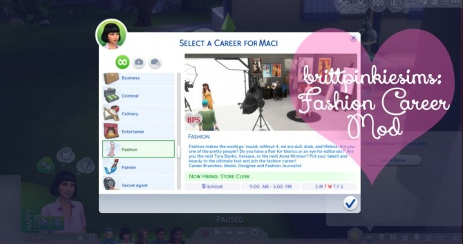 Sims  Fashion Mod How To Practice Modeling