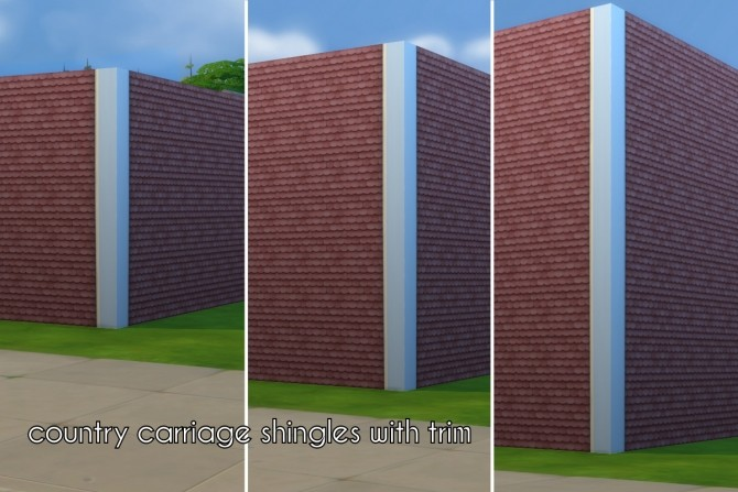 Coordinating Colors Part 1: Walls by Madhox at Mod The Sims image 2724 670x447 Sims 4 Updates