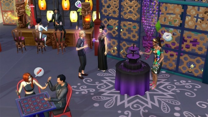 Sims 4 Its the Humor and Hijinks Festival in The Sims 4 City Living at The Sims™ News