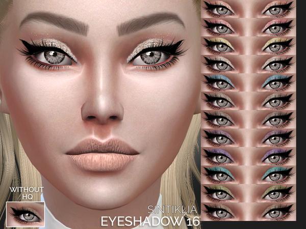 Sims 4 Eyeshadow 16 by Sintiklia at TSR