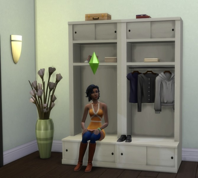 Sims 4 Omnibus Entry Drop Zone by Madhox at Mod The Sims