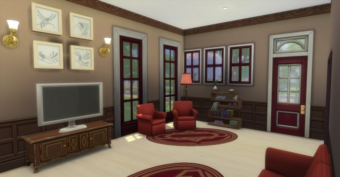 Sims 4 House 323 2 by bubbajoe62 at Mod The Sims