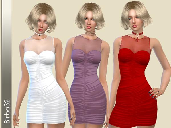 Latin dress by Birba32 at TSR image 4119 Sims 4 Updates
