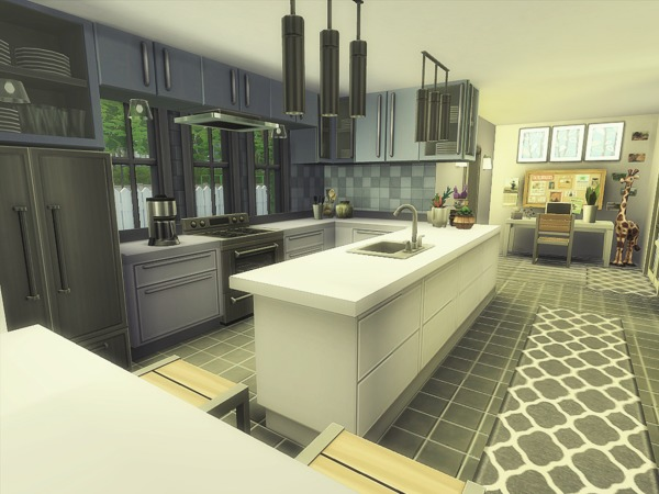 Import Close house by MadabbSim at TSR image 418 Sims 4 Updates