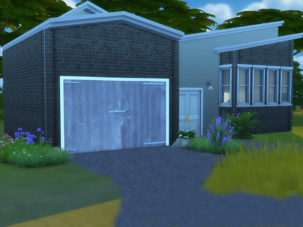 Garage doors sims 4 updates best ts4 cc downloads for Sims 4 garage
