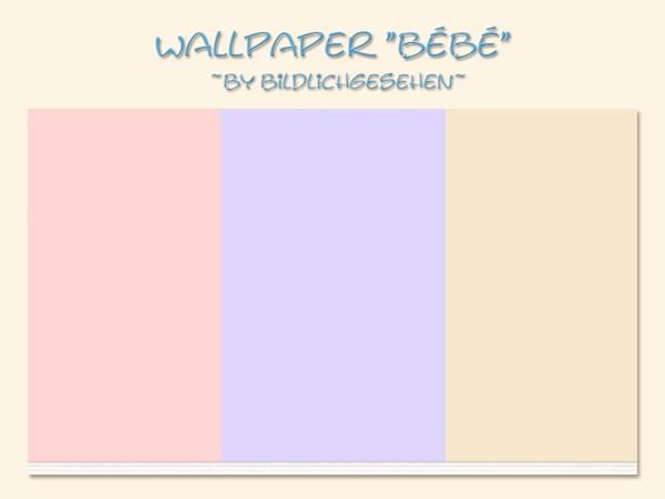 Sims 4 Bebe wallpaper at Akisima