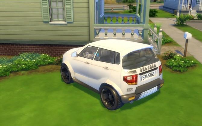 Tofunda Wagon 2016 by Stanislav at Mod The Sims image 469 670x419 Sims 4 Updates