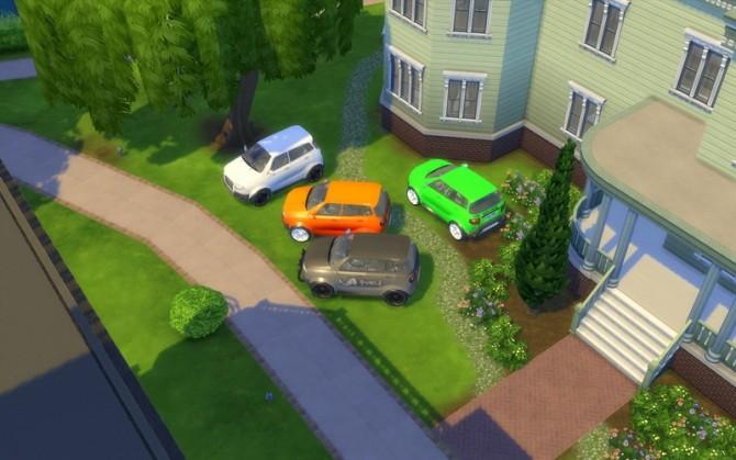 Tofunda Wagon 2016 by Stanislav at Mod The Sims image 4810 670x419 Sims 4 Updates