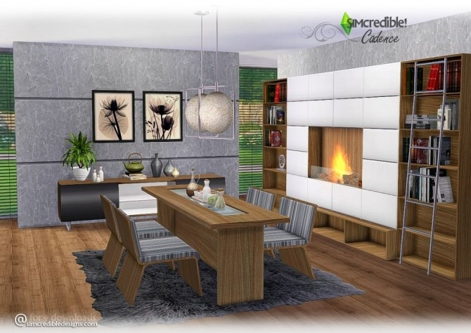 Good Cadence Diningroom At SIMcredible! Designs 4