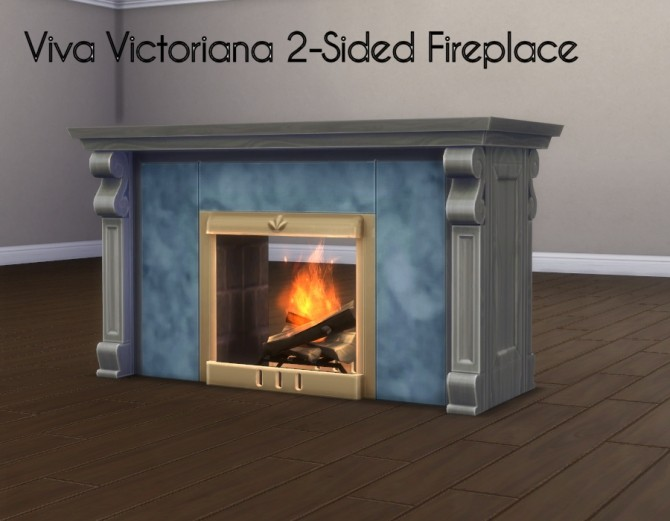 2 Sided And Adjustable Height Wall Fireplaces By Madhox At