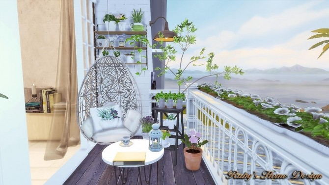 Scandinavian Retreat by Ruby Red at Ruby's Home Design image 513 670x377 Sims 4 Updates