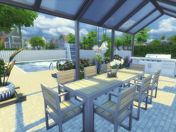 Import Close house by MadabbSim at TSR image 517 Sims 4 Updates