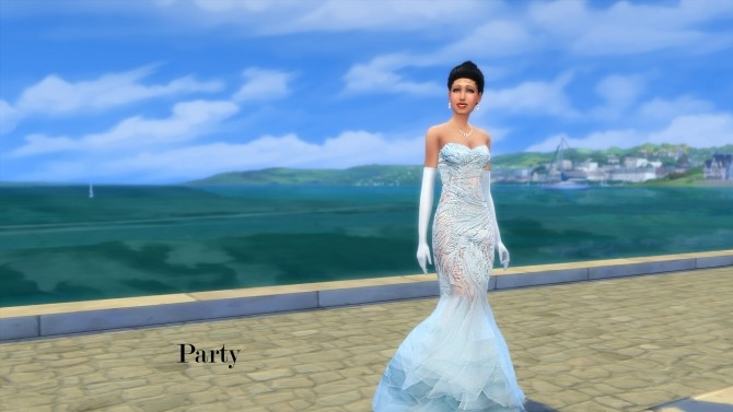 Sims 4 The Remarkable Josephine Baker by Snowhaze at Mod The Sims