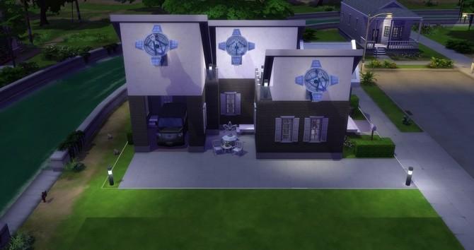 Sims 4 Wacky Death Crib lot by Shoosh Malooka at Mod The Sims