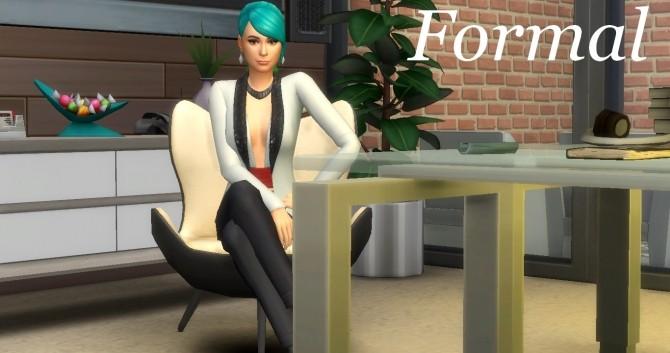 Sims 4 Breana Ledbetter by Flowy fan at Mod The Sims