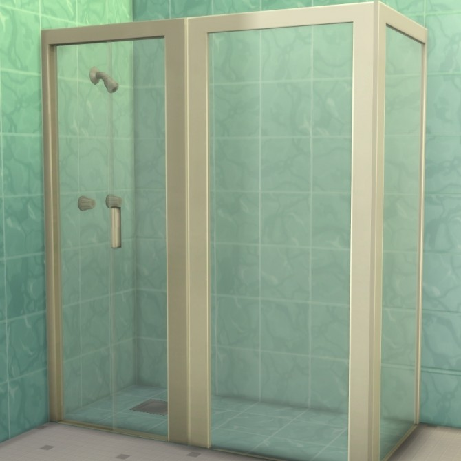 Build a Shower Kit by Madhox at Mod The Sims image 711 670x670 Sims 4 Updates