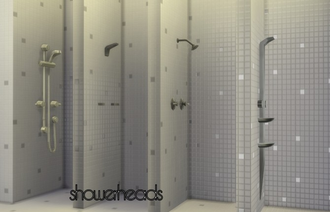 Build a Shower Kit by Madhox at Mod The Sims image 741 670x431 Sims 4 Updates