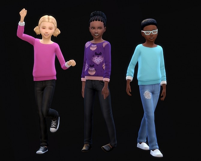Kid Sweaters at Maimouth Sims4 image 7517 670x537 Sims 4 Updates