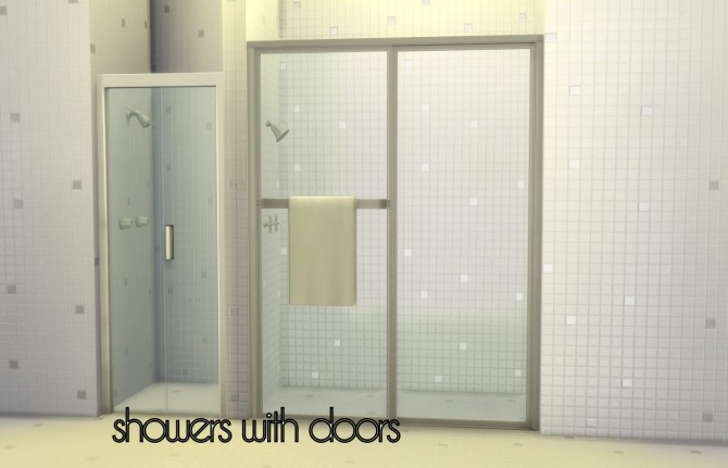 Build a Shower Kit by Madhox at Mod The Sims image 761 670x431 Sims 4 Updates
