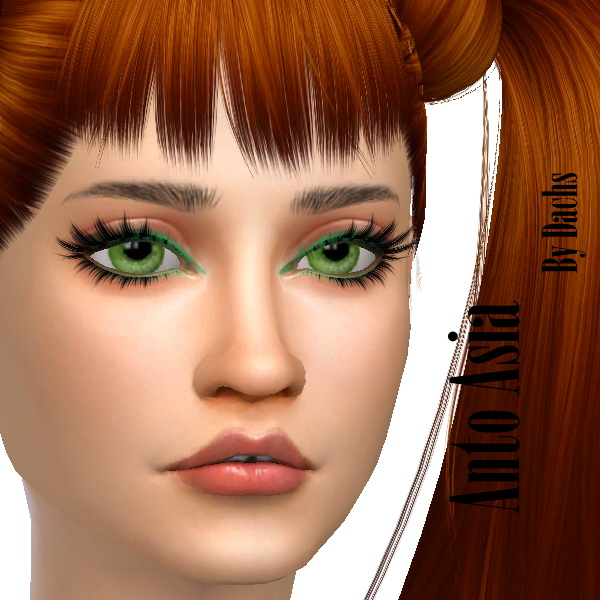 Anto Asia hair recolors at Dachs Sims image 767 Sims 4 Updates