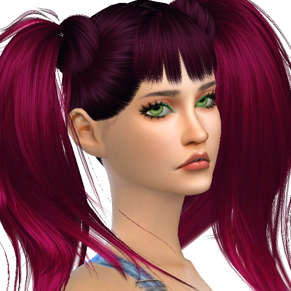 Anto Asia hair recolors at Dachs Sims image 778 Sims 4 Updates