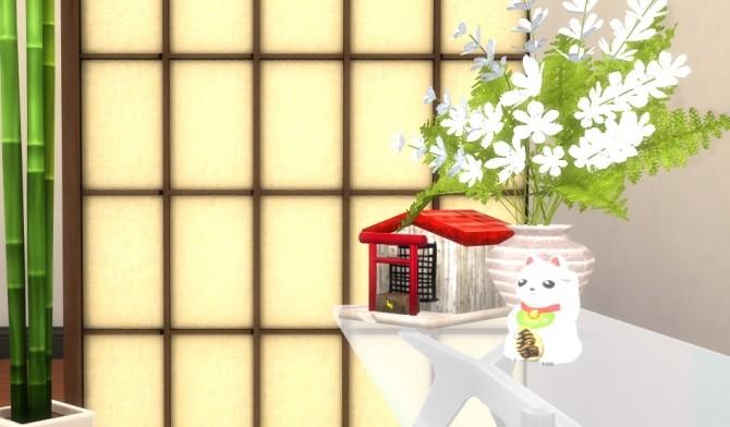 Sims 4 Yatos Small Shrine by JayCrane at SimsWorkshop