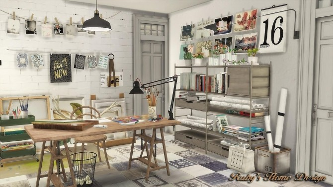 Scandinavian Retreat by Ruby Red at Ruby's Home Design image 813 670x377 Sims 4 Updates