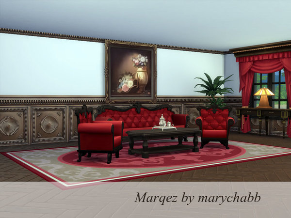 Marqez wall by marychabb at TSR image 8510 Sims 4 Updates