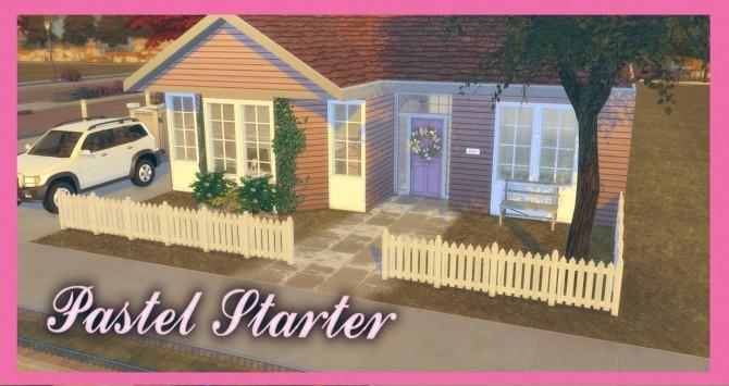 Sims 4 Pastel Starter at RaRa SIMS