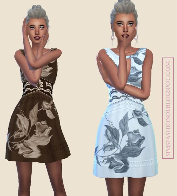 Sims 4 Indie Fashion at Sims Fashion01