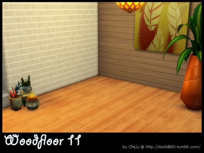 Woodfloor 11 at ChiLLis Sims image 9117 670x503 Sims 4 Updates