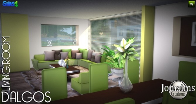 DALGOS livingroom at Jomsims Creations image 9119 670x355 Sims 4 Updates