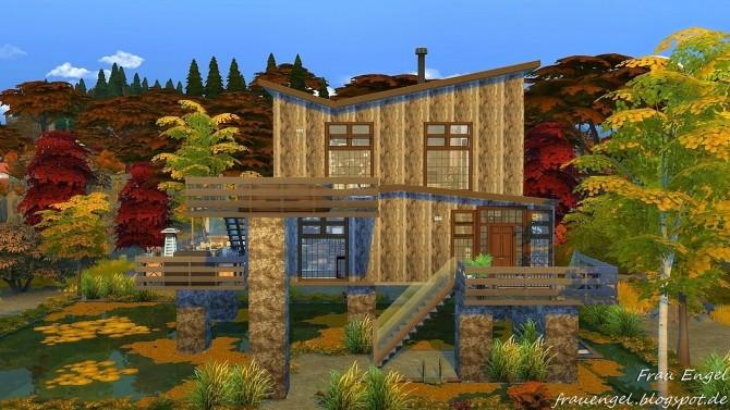 Sims 4 The Happiness Corner by Julia Engel at Frau Engel